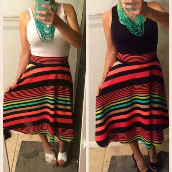 Agnes & Dora Dresses & Skirts - 🌼Agnes & Dora Xs Midi Skirt